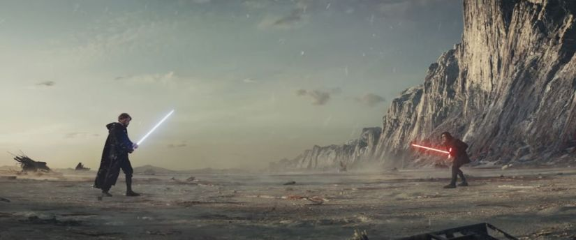 The Last Jedi: Luke's ThirdLesson