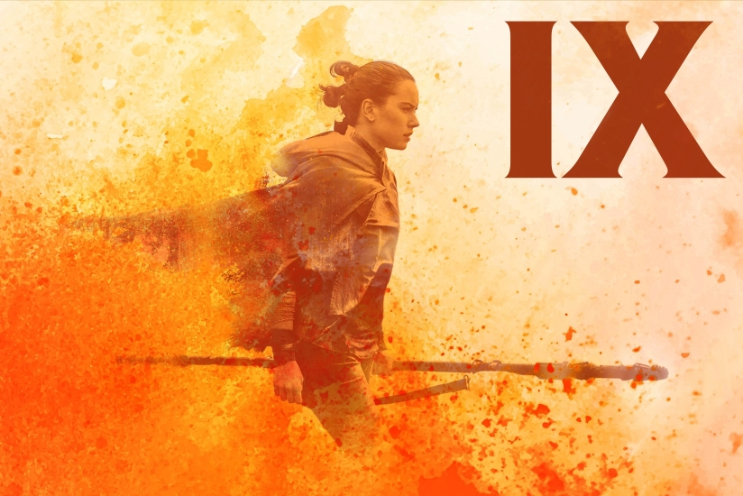 March to Star Wars Celebration: Episode IX Character Posters