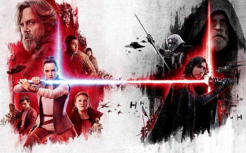 Fear is the Past to the Dark Side: Skywalker Family Allegories in The Last Jedi